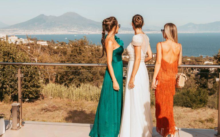 Dove fare le foto del Matrimonio a Napoli: 10 posti per lo shooting wedding